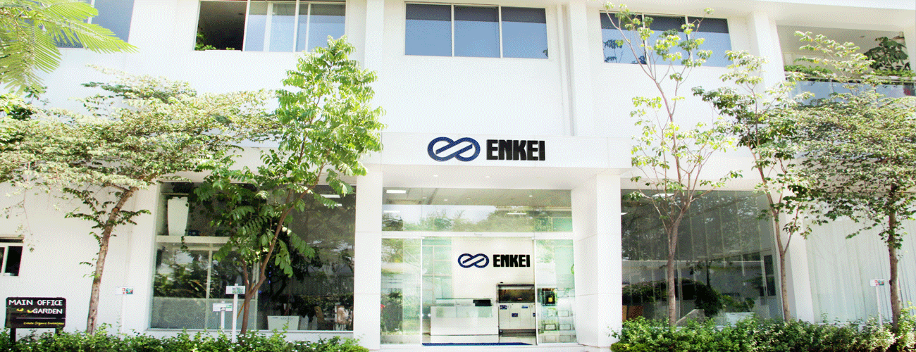 Enkei India Enterance